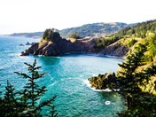 Secret Cove Views Oregon