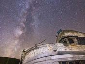 Milky Way Rises