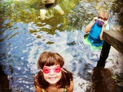 Manatee Springs silliness