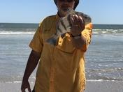 Fishing at Amelia island