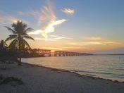 Bahia Honda Sunset