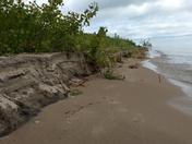 Lake Michigan Shoreline at Point Beach State Park