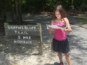 Researching our trail