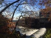 Bancroft Mills fire 2016