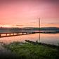 lake james sunrise