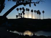 Sunset at Refugio