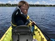 First Kayaking Trip