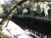 Holton Creek River Camp dock