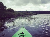 Stormy Paddle