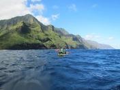 Na Pali Coast State Park Kayak Trip