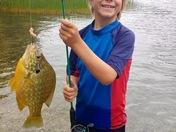 Cliff Pond Catch