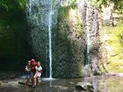 Stephens' Falls - How refreshing it is...
