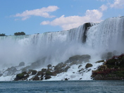 Niagara From Below