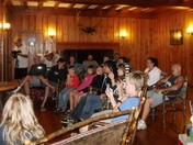 Allegany State Park Camper of the Year presentation