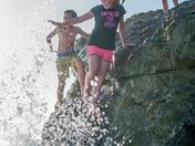 San Simeon Splash