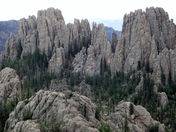 Cathedral Spires III