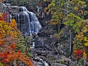 Whitewater Falls. NC.
