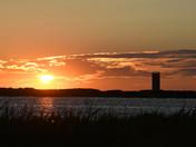 Sunrise at Gordons Pond Trail
