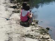 Fishing on The Suwannee River