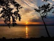 Waddington NY Sunset