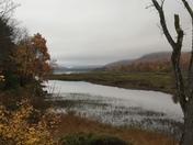 Lake Lewey in Autumn