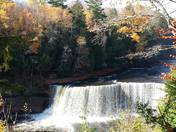 Fall at the upper falls