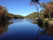 Lake at Cowans Gap