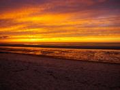 Peaceful Crosby Beach