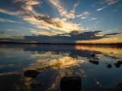 Sunrise at Cherry Creek