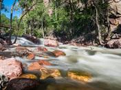 Eldorado Canyon River