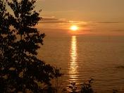 Peninsula State Park Sunset