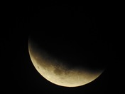 Lunar Eclipse Blood Moon 9-27-15