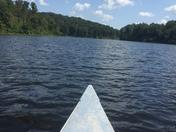 Canoe joy