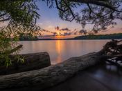 Calming Caesar Creek Sunrise