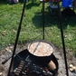 Fall camping vegetable soup