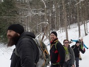 Winter Hiking Fun