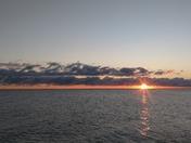 Lake Erie sunrise