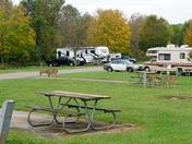 Caesar Creek State Park Campground
