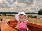 Youngest Kayaker at Paddle Polooza