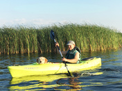 Outdoor Activities and Boating Category Winner - Kayaking at Portage Lakes State Park