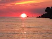 Pib sunset