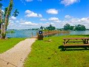 Lunch at Buckeye Lake