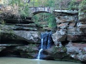 Upper Falls, Hocking Hills