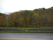 Fall Color at Caesar Creek Gorge