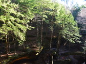 Fall in Hocking Hills
