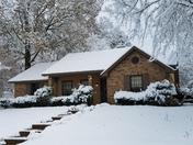 Snow Day on Oak Lake
