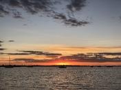 Sunrise at Coya Costa