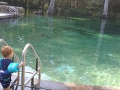First Natural Spring Experience