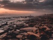 Sunrise at Marineland