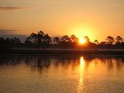 Sunrise Guana River State Park